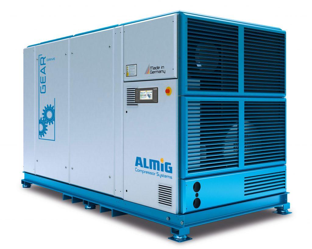 Almig Gear kompressor